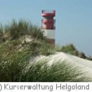 Helgoland Düne Naturlehrpfad
