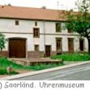 Saarländisches Uhrenmuseum in Püttlingen
