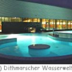 Schwimmen für Kinder - Dithmarscher Wasserwelt in Heide