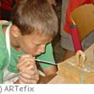 ARTefix Freie Kunstschule Saarpfalz e.V. in Homburg