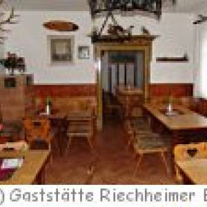 Gaststätte Riechheimer Berg in Elleben