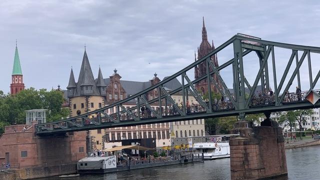 Frankfurt Schifffahrt