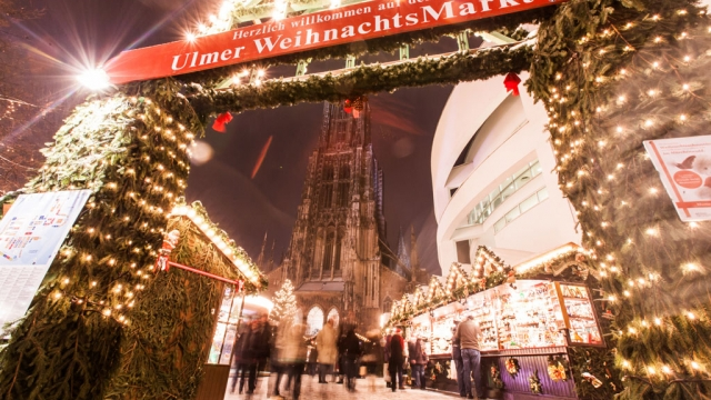 Ulmer Weihnachtsmarkt