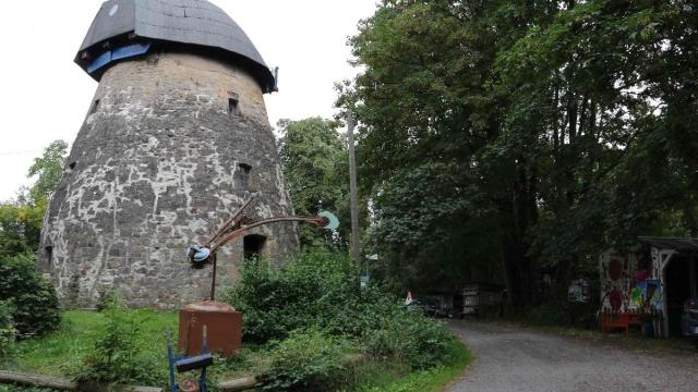 Kinder-Mühle am Gehrdener Berg