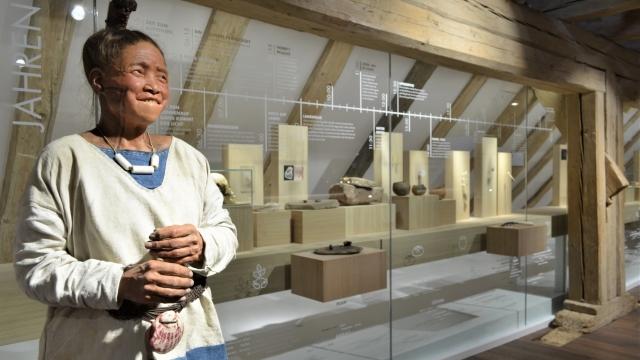 Museum für Steinzeit und Gegenwart