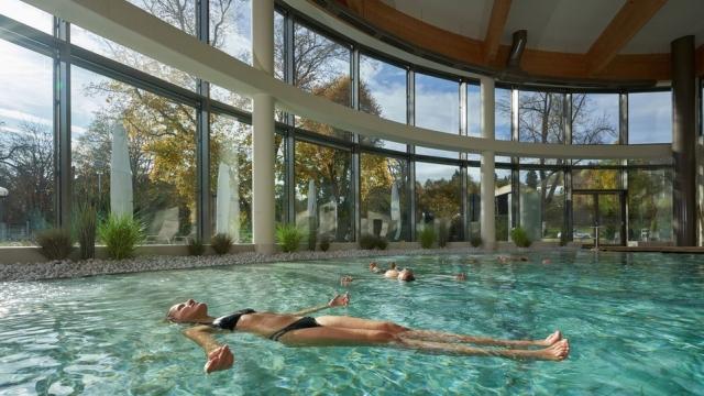 Bade- und Saunalandschaft in Bad Elster