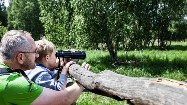 NaturParkZentrum am Wildgehege Glauer Tal