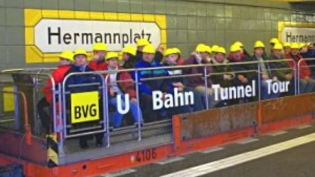 U-Bahn-Cabrio, © Berliner Verkehrsbetriebe