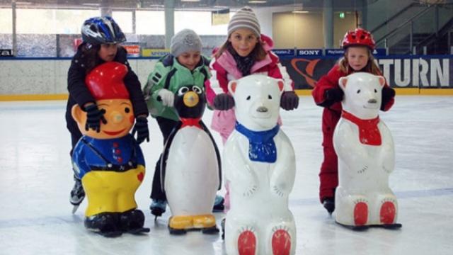 Eislaufen in Ingolstadt,