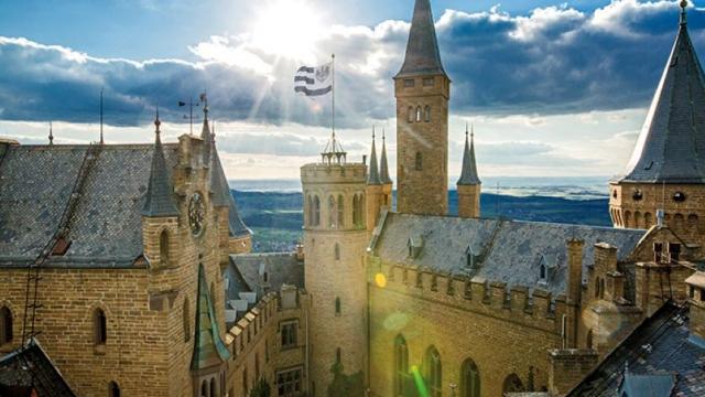 Burgh Hohenzollern