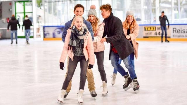 Eishalle in Memmingen