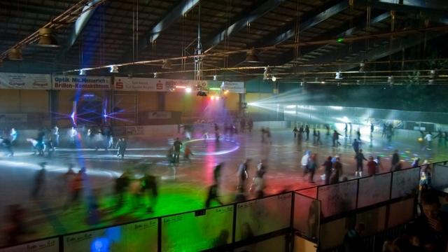 Eissporthalle in Bitburg