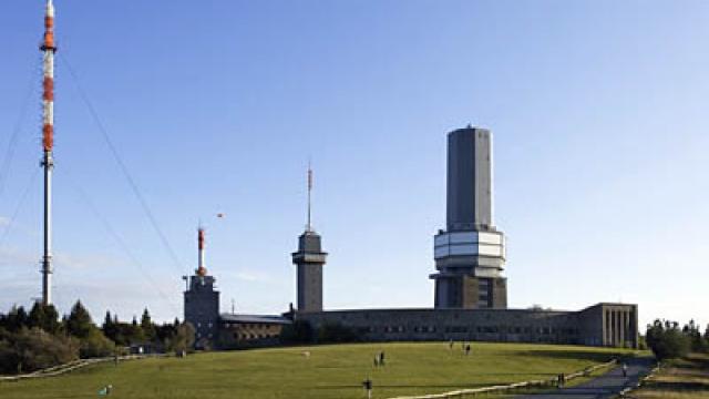 Großer Feldberg bei Frankfurt am Main