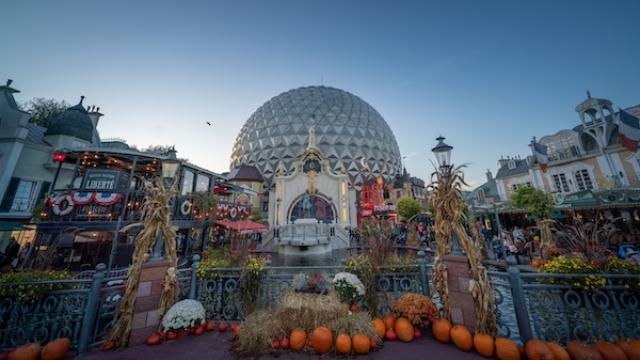 Halloween im Europapark Rust