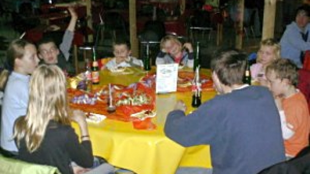 Kindergeburtstag im Frieloland