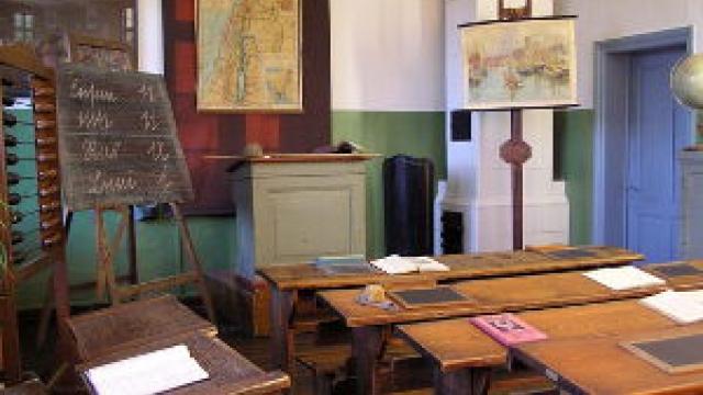 Landschulmuseum Göldenitz