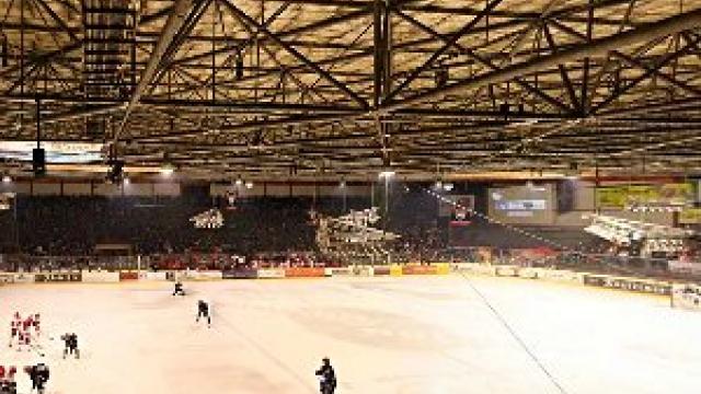 Eissporthalle Halle