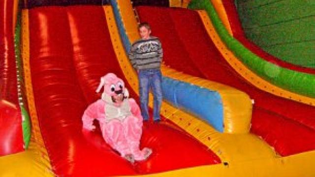 Kindererlebniswelt Hula-Hupp
