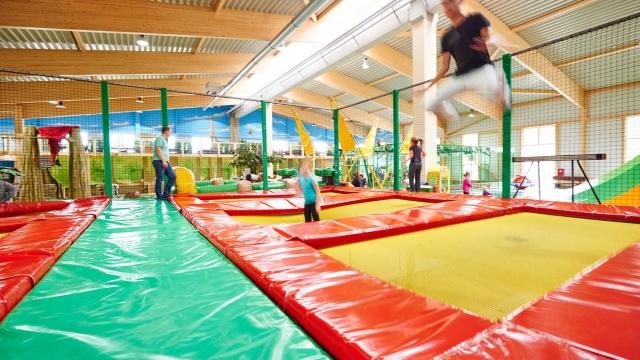 Indoorspielplatz Kibungu