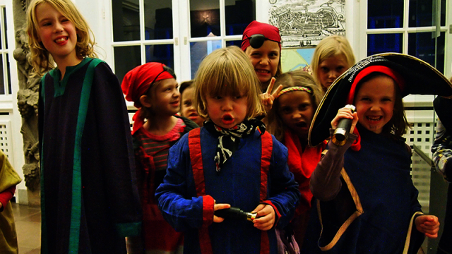 Hamburg Museum für Völkerkunde Kindergeb