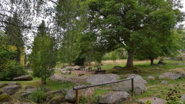 Kurpark in Schierke