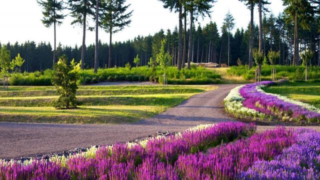 Park der Vier Jahreszeiten in Losheim