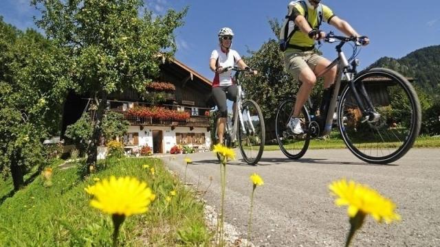 Radtour Reit im Winkl