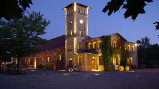 Schloss Britz in Berlin