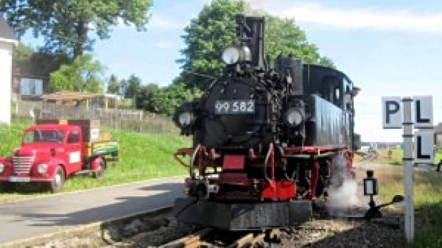 Museumsbahn Schönheide