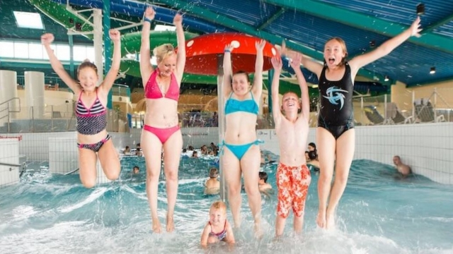 Sport- und Freizeitbad Lagune in Cottbus