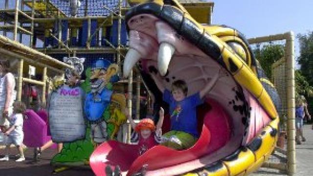 Kindergeburtstag im Safaripark Stukenbrock