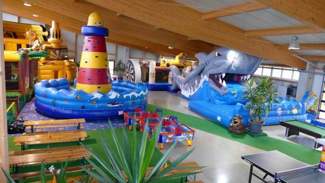 Indoorspielplatz IN-Sola