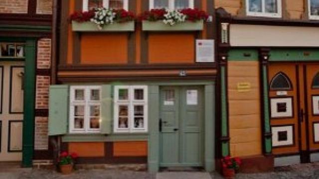 Kleinstes Haus Wernigerode (c) Stadt Wernigerode